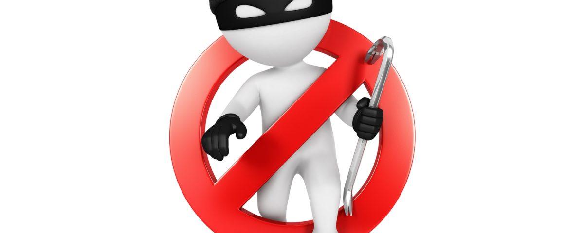 Come evitare i furti in casa